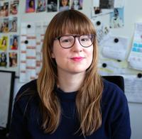 Martina Kix hat die Chefredaktion von Zeit Campus übernommen (Foto: Beate Zollbrecht für Die Zeit)